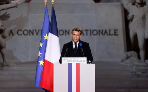 Por que a lei de segurança de Macron é questionada na França