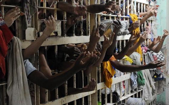 A ordem para que pequenos traficantes de SP saiam do regime fechado