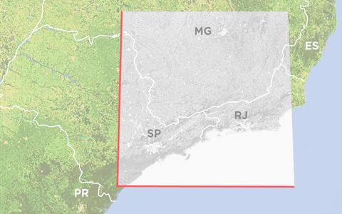 Qual a área da Amazônia desmatada nos últimos 30 anos