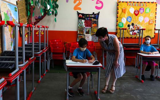 Em 2021, precisamos expulsar o velho normal das escolas