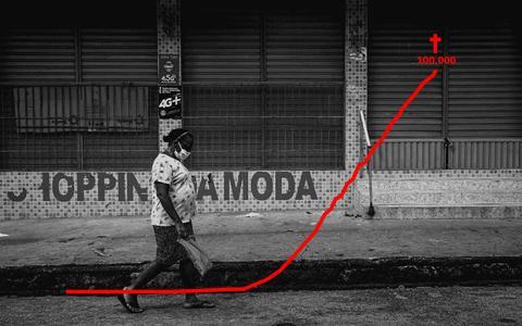 O cálculo de uma tragédia: hesitação econômica