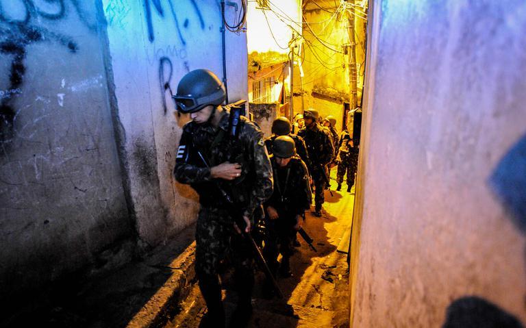 Militares Rio