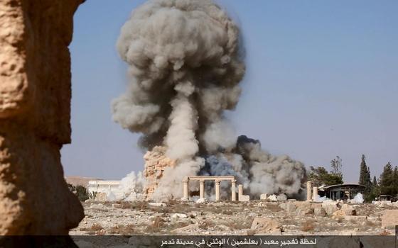 Quais são os tesouros históricos destruídos pelo Estado Islâmico
