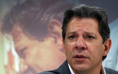 Haddad é absolvido de acusação de caixa 2 nas eleições de 2012