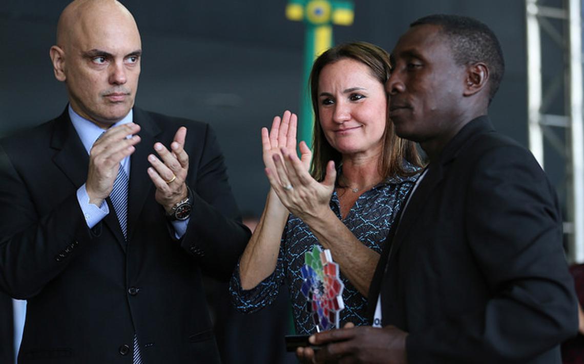 Alexandre de Moraes e Flávia Piovesan