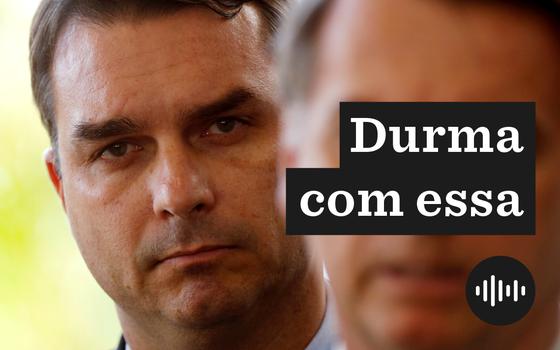 Os promotores batem à porta de Queiroz e Flávio Bolsonaro