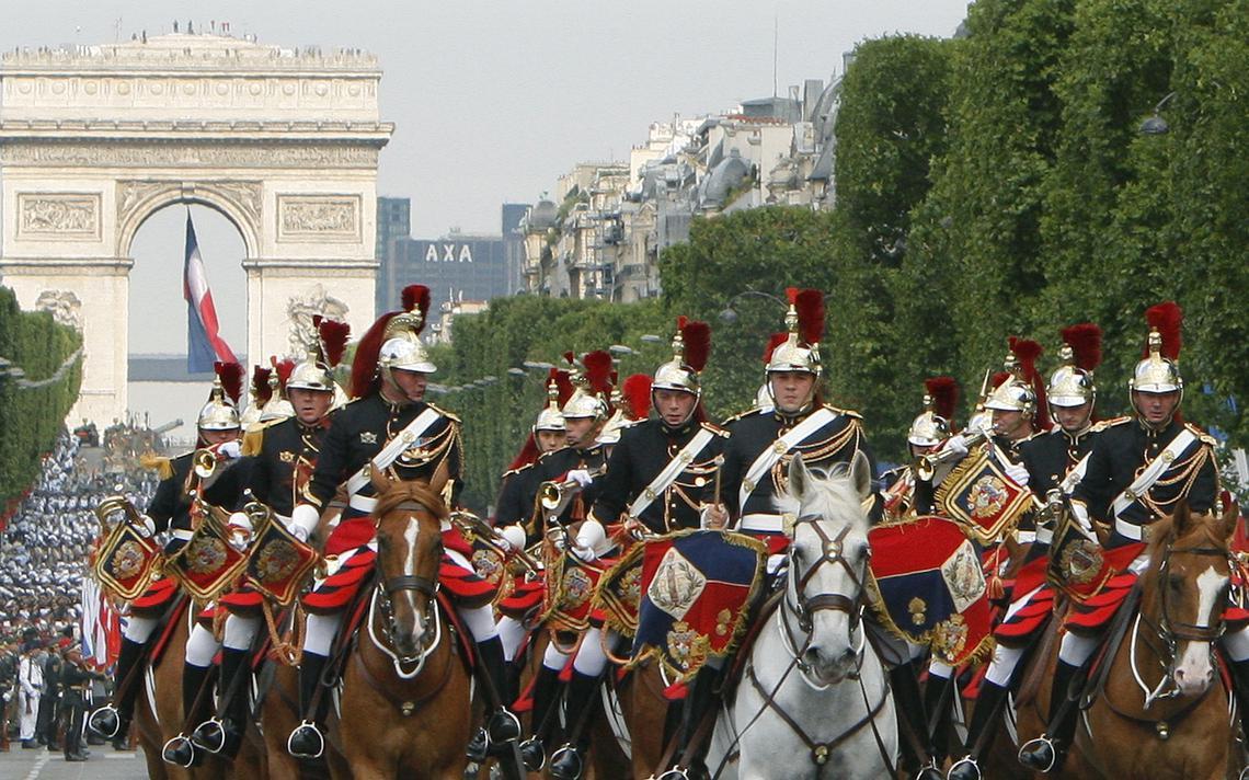 Desfile Paris