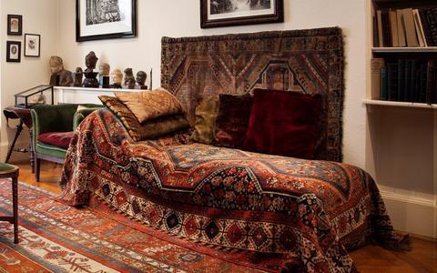 Este site oferece um tour virtual da casa de Freud em Londres