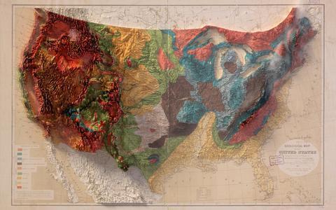 O site que faz mapas de topografia em 3D