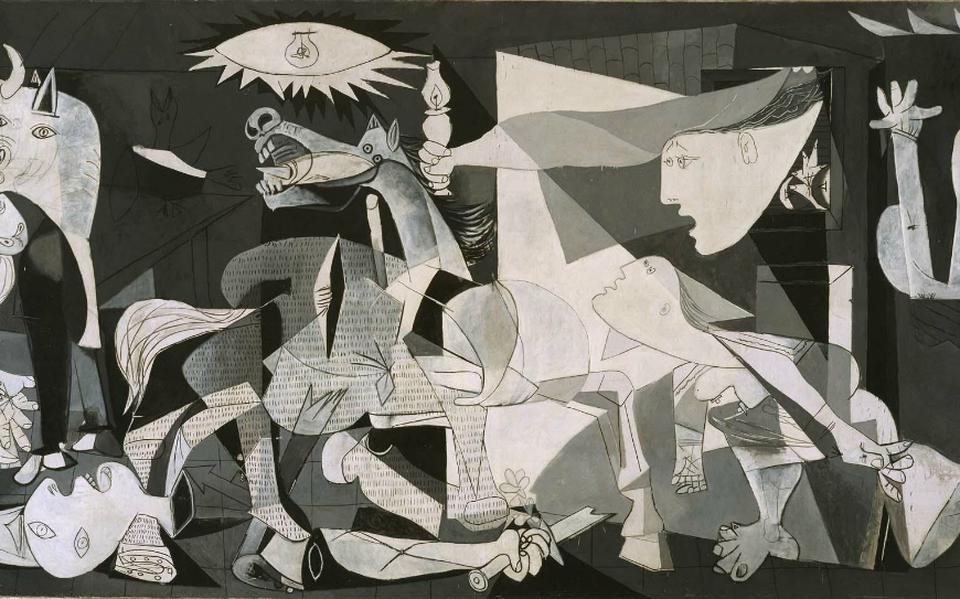 'Guernica', de Pablo Picasso