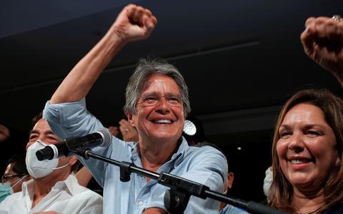 Quem é Guillermo Lasso, o presidente eleito do Equador