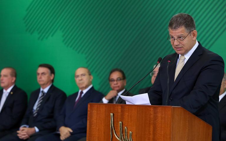 Ministro Gustavo Bebianno