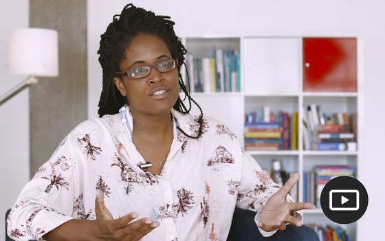 O feminismo negro: entrevista com  Djamila Ribeiro