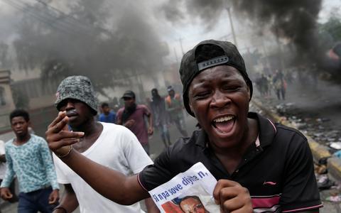 O que faz do Haiti um país de crises ininterruptas