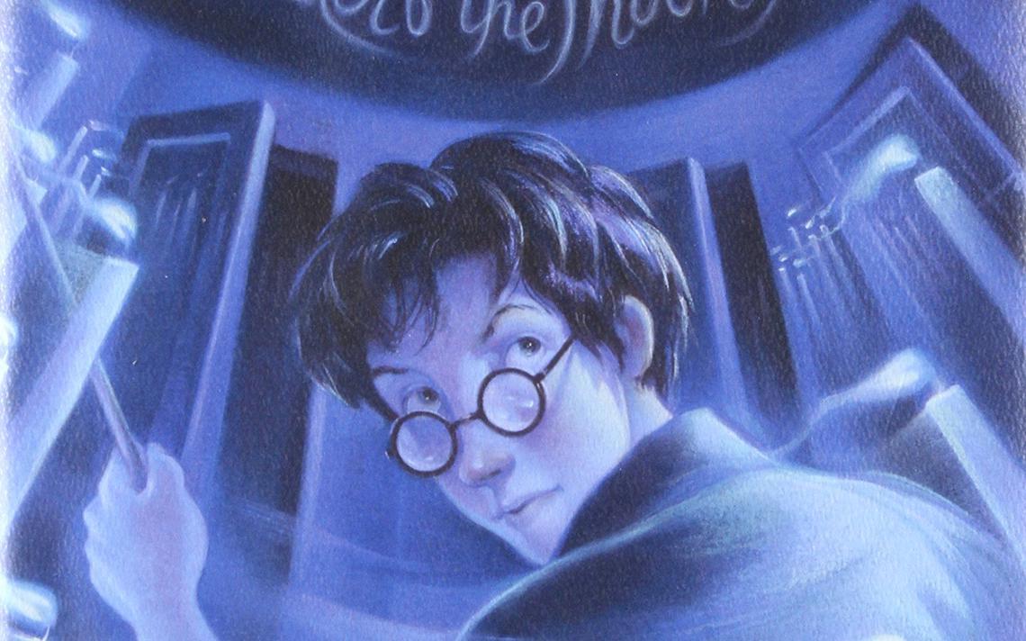 Capa do livro 'Harry Potter e a Ordem da Fênix'