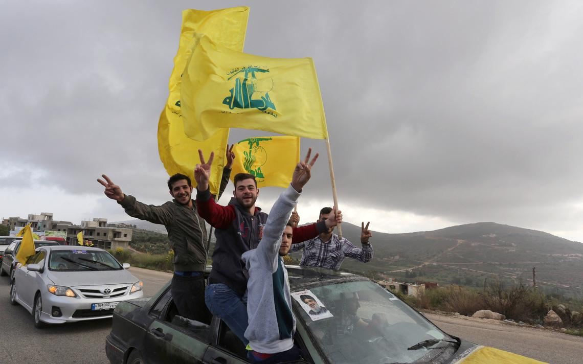 Hezbollah Líbano