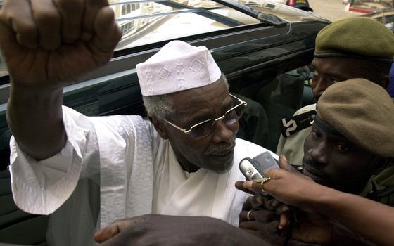 Morre ex-presidente do Chade preso por crimes contra humanidade