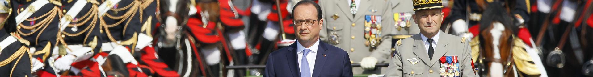 De Chirac a Hollande: como a França passou de pomba a falcão