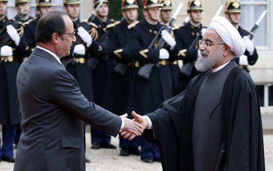 Por que a Europa estende um tapete vermelho para o Irã