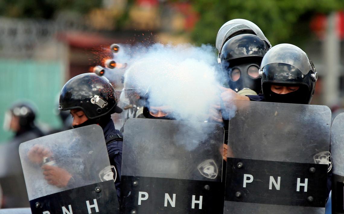 Eleições Honduras
