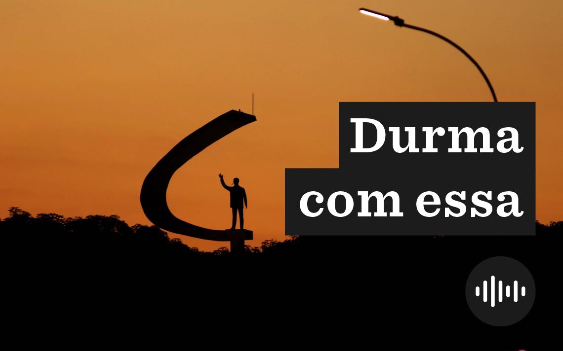 Eixo Monumental em Brasília