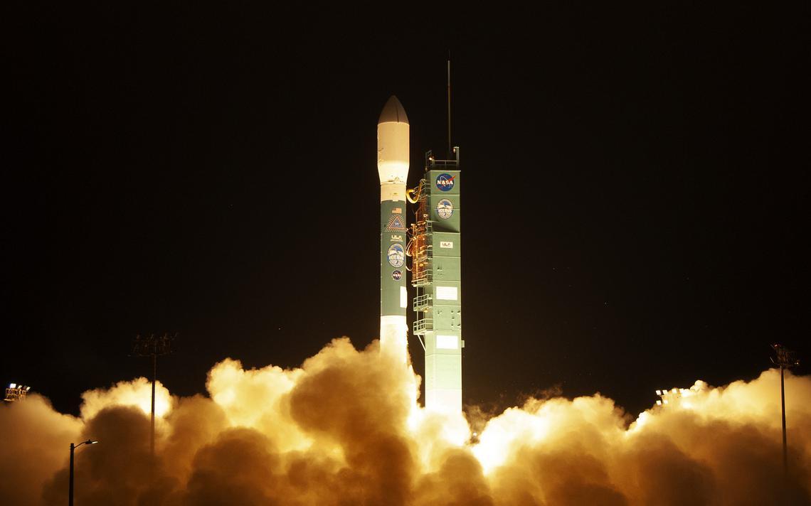 Lançamento do ICESat-2, que mede elementos da superfície terrestre