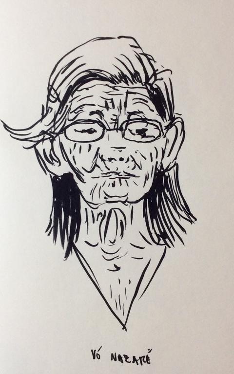 Retrato de Dona Nazaré
