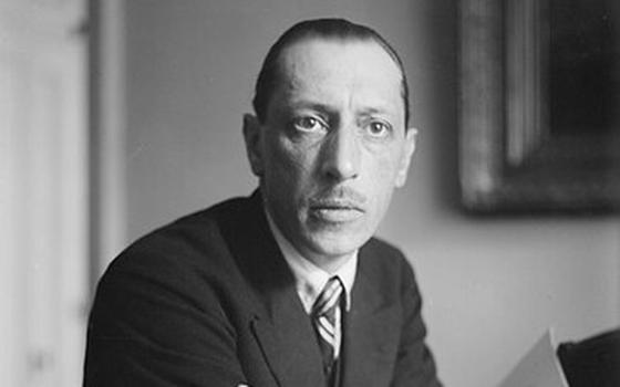 O que Igor Stravinsky compôs durante uma pandemia