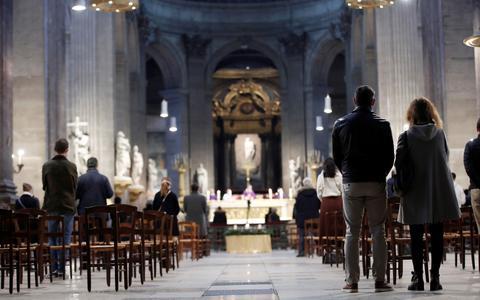A violência sexual contra crianças na Igreja Católica francesa
