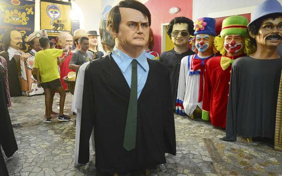 O tuíte de Bolsonaro e as transgressões do Carnaval