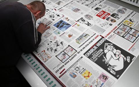 A inversão de papéis no caso 'Charlie Hebdo'