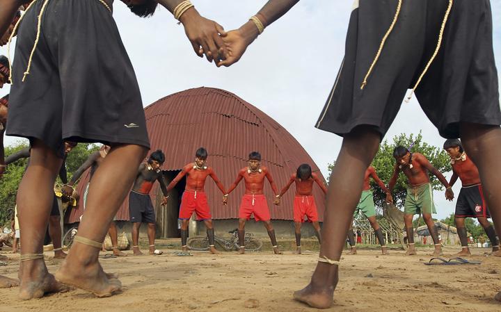 Xavante Marãiwatsédé
