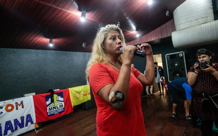 Indianara Siqueira, ativista LGBT que foi candidata a vereadora do Rio pelo Psol em 2016