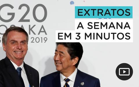 Extratos da Semana 28.06.2019