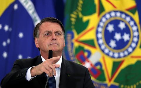 'Bolsonaro deve ser contido agora para não repetir Trump'