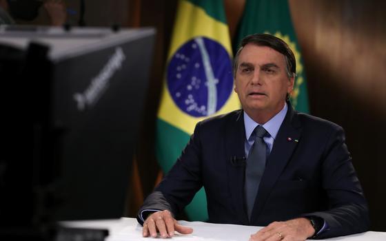 A versão de Bolsonaro na ONU para as queimadas e a pandemia