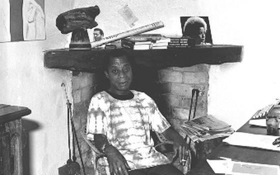 A playlist com as músicas que influenciaram James Baldwin