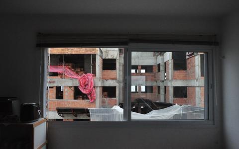 'Da janela do meu quarto, eu via a Cantareira'