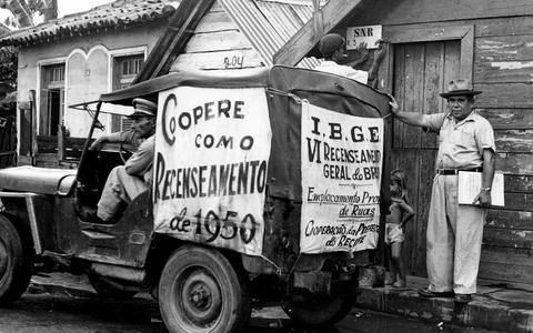 Censo e história: os dados como bússola para a ação pública