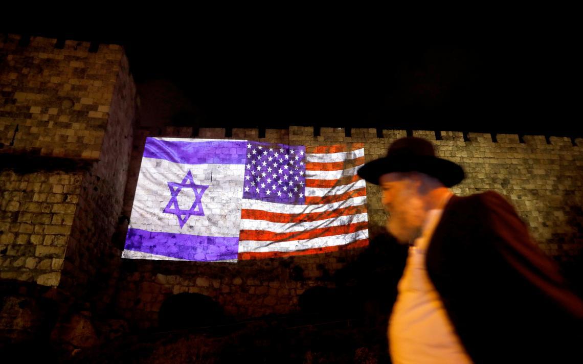 Bandeiras Jerusalém
