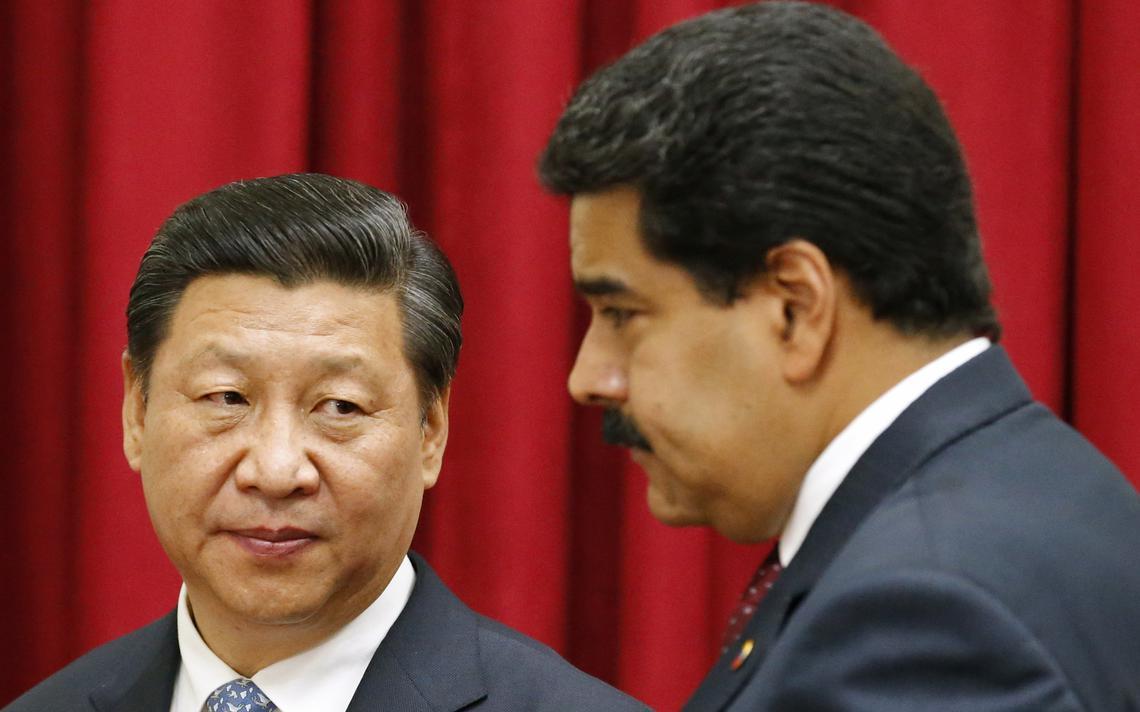 Jinping Maduro