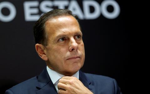 Datafolha: só 8% dos paulistas confiam plenamente em Doria
