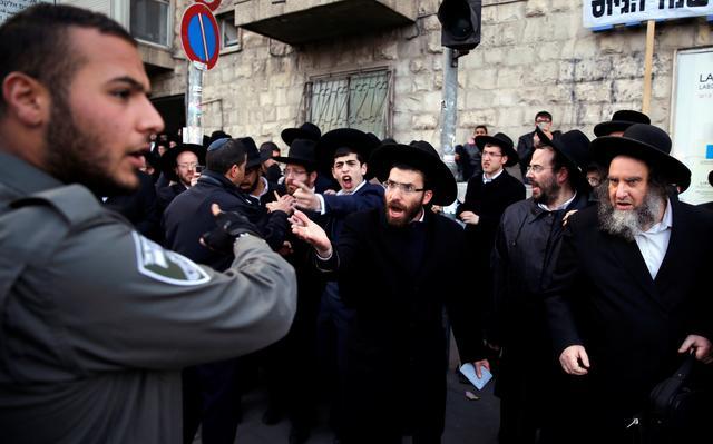 Extremamente Por que judeus ultraortodoxos serão obrigados a se alistar no  YW23