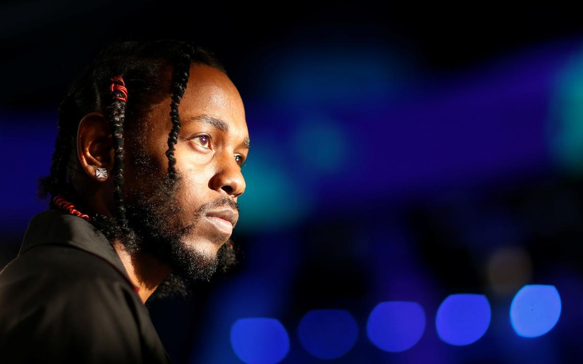 Kendrick Lamar no MTV Video Music Awards de 2017
