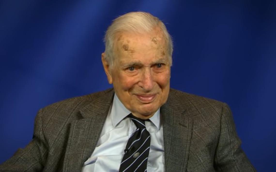 Kenneth Arrow, o mais jovem vencedor do prêmio Nobel de Economia
