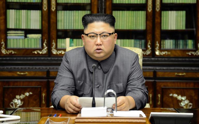 Kim Jong-un faz discurso respondendo às ameaças de Donald Trump em Assembleia-Geral da ONU