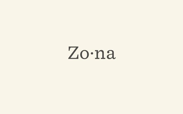Léxico - Zona