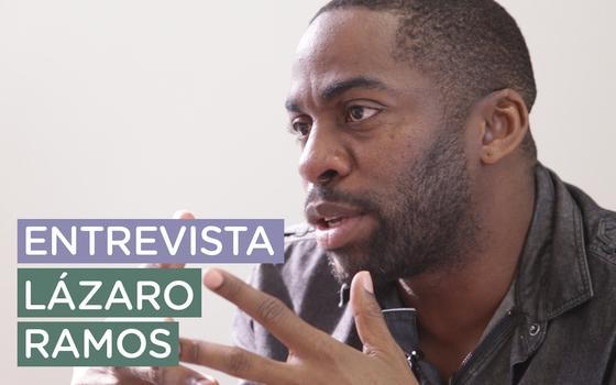 'Na minha pele': entrevista com Lázaro Ramos