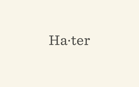 O ódio das redes que (ainda) não consta dos dicionários