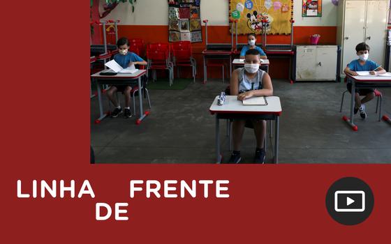 Escolas: professores e o impasse da volta às aulas presenciais